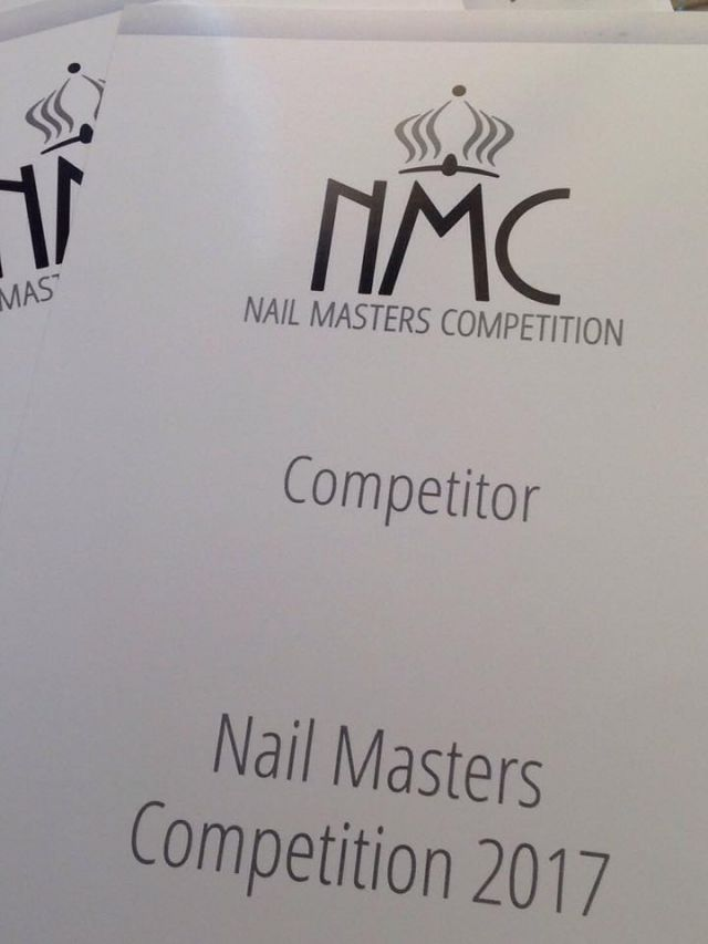 Nail Masters Competition - Meisterschaft